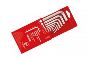 Набор шестигранных штифтовых ключей в выдвижной коробке 8 шт. WIHA 01166