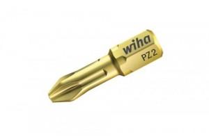 Бита HOT Torsion форма C 6,3 Pozidriv PZ2 x 25 мм WIHA 04482
