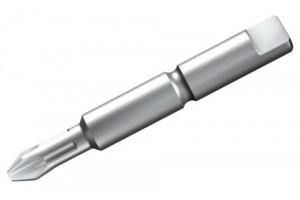 Бита ZOT Torsion форма G 7 Pozidriv PZ2 x 53 мм WIHA 04552