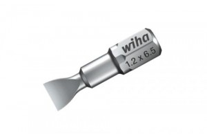 Шлицевая бита ZOT Torsion форма C 6,3 SL8 x 25 мм WIHA 05293