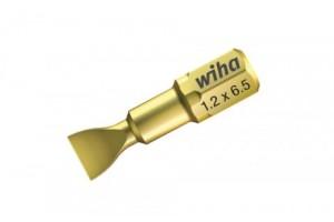 Шлицевая бита HOT Torsion форма C 6,3 SL6,5 x 25 мм WIHA 05296