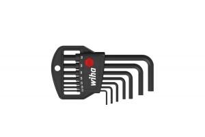 Набор шестигранных штифтовых ключей Classic, коротких 7 шт. WIHA 06378