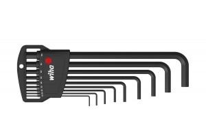 Набор шестигранных штифтовых ключей Classic, длинных 9 шт. WIHA 06386