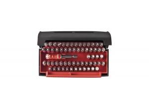Набор бит Collector Standard смешанный 61 шт. WIHA 07943