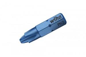 Бита Inkra форма C 6,3 Phillips PH2 x 25 мм WIHA 20834