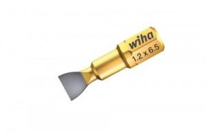 Шлицевая бита DuraBit форма C 6,3 SL4,5 x 25 мм WIHA 23104