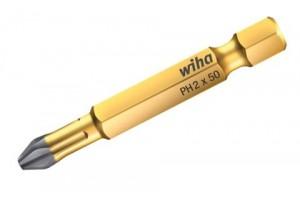 Бита DuraBit форма E 6,3 Phillips PH2 x 50 мм WIHA 23390