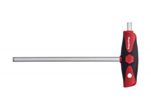Шестигранная отвертка ComfortGrip с MagicRing и боковым приводом SW4 x 150 мм WIHA 26136