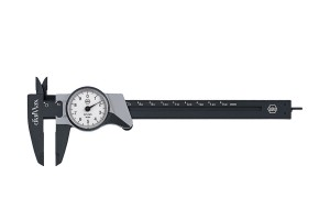 Часовой штангенциркуль dialMax WIHA 27082