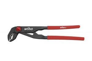 Профессиональные сантехнические клещи Wiha Classic Z 22 0 01 27383 с регулировочной кнопкой в блистере