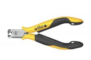 Кусачки Wiha Professional ESD Z 47 2 04 27453 для толстой мягкой проволоки в блистере