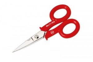 Ножницы для кабеля Professional electric 145 мм WIHA 27907