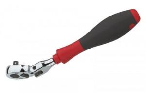 Трещотка с шарниром и рукояткой SoftFinish WIHA 32630