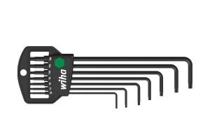 Набор штифтовых ключей Classic TORX MagicSpring, длинных 7 шт. WIHA 33753