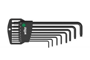 Набор штифтовых ключей Classic TORX MagicSpring, длинных 8 шт. WIHA 34740