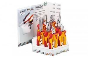 Дисплей шарнирно-губцевого инструмента Professional electric 10 шт. WIHA 36063