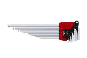 Набор шестигранных штифтовых ключей со сферической головкой MagicRing ErgoStar 9 шт. WIHA 37351