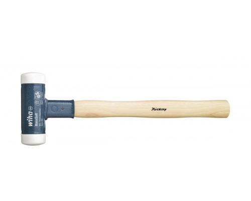 Молоток без отдачи, с деревянной рукояткой 40х375 WIHA 39010