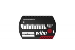Набор бит FlipSelector Standard TORX Tamper Resistant 13 шт. WIHA 39037