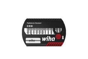 Набор бит FlipSelector Standard смешанный 13 шт. WIHA 39040