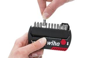 Набор бит FlipSelector Standard TORX 13 шт. в блистере WIHA 39056