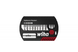 Набор бит FlipSelector Standard смешанный 13 шт. WIHA 39078
