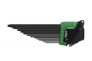Набор штифтовых ключей TORX MagicSpring в держателе ErgoStar 13 шт. SB WIHA 43848
