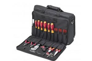 Сумка электрика Tool Set Service Technician 29 предм. WIHA 43879