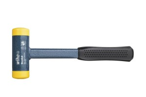 Молоток без отдачи, с трубчатой стальной рукояткой 40x305 мм WIHA 02125