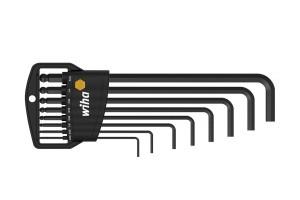 Набор шестигранных штифтовых ключей со сферической головкой Classic 8 шт. в блистере WIHA 02939