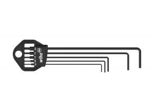 Набор шестигранных штифтовых ключей Classic, длинных 5 шт. WIHA 06382