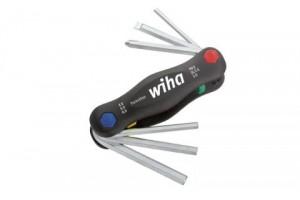 Набор штифтовых ключей PocketStar смешанный 6 шт. в блистере WIHA 24861