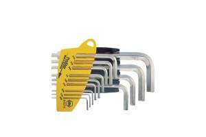 Набор шестигранных штифтовых ключей ProStar, коротких 13 шт. WIHA 25610