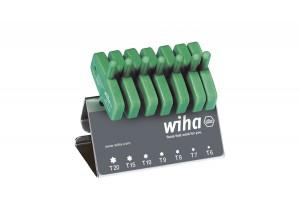 Набор отверток с рукояткой-ключиком на подставке TORX 7 шт. WIHA 25624