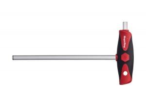 Шестигранная отвертка ComfortGrip с MagicRing и боковым приводом SW3 x 100 мм WIHA 26135