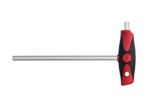 Шестигранная отвертка ComfortGrip с боковым приводом SW2 x 100 мм WIHA 26164