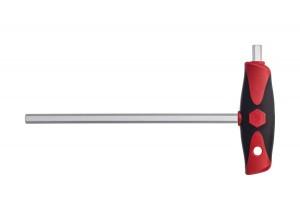 Шестигранная отвертка ComfortGrip с боковым приводом SW3 x 100 мм WIHA 26166