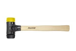 Молоток Safety, черный/ желтый 60x400 WIHA 26437