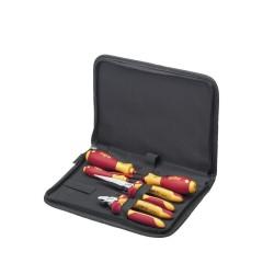 Набор инструментов Professional electric Mix 5 шт. WIHA 26755