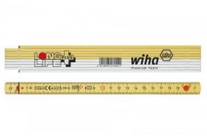 Складной метр Longlife Plus WIHA 27060