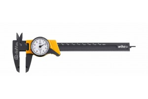 Часовой штангенциркуль dialMax ESD WIHA 31439