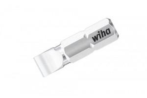 Шлицевая бита стальная форма С 6,3 SL8 х 25 мм WIHA 32648