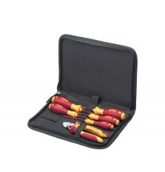 Инструментальная сумка электрика 6 шт. WIHA 33969