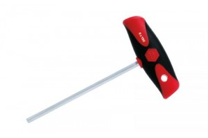 Шестигранная отвертка ComfortGrip SW5 х 200 мм WIHA 34672