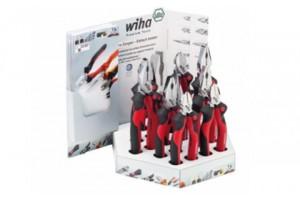 Дисплей шарнирно-губцевого инструмента Professional 10 шт. WIHA 36066