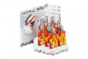 Дисплей шарнирно-губцевого инструмента Industrial electric 10 шт. WIHA 38638