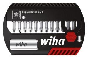 Набор бит FlipSelector Torsion ZOT Philips 13 шт. WIHA 39077