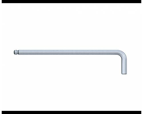 Шестигранный штифтовый ключ Wiha SB 369 08170 12 х 259 сферическая головка в блистерной упаковке